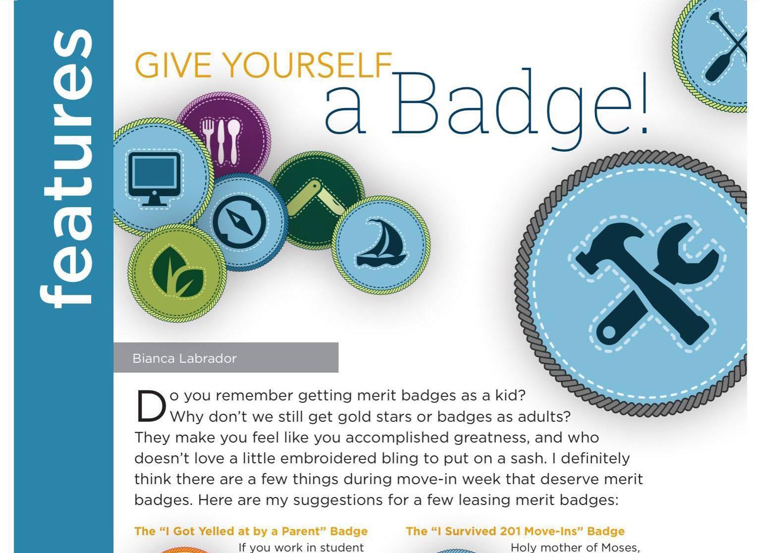 Badges Pg 1